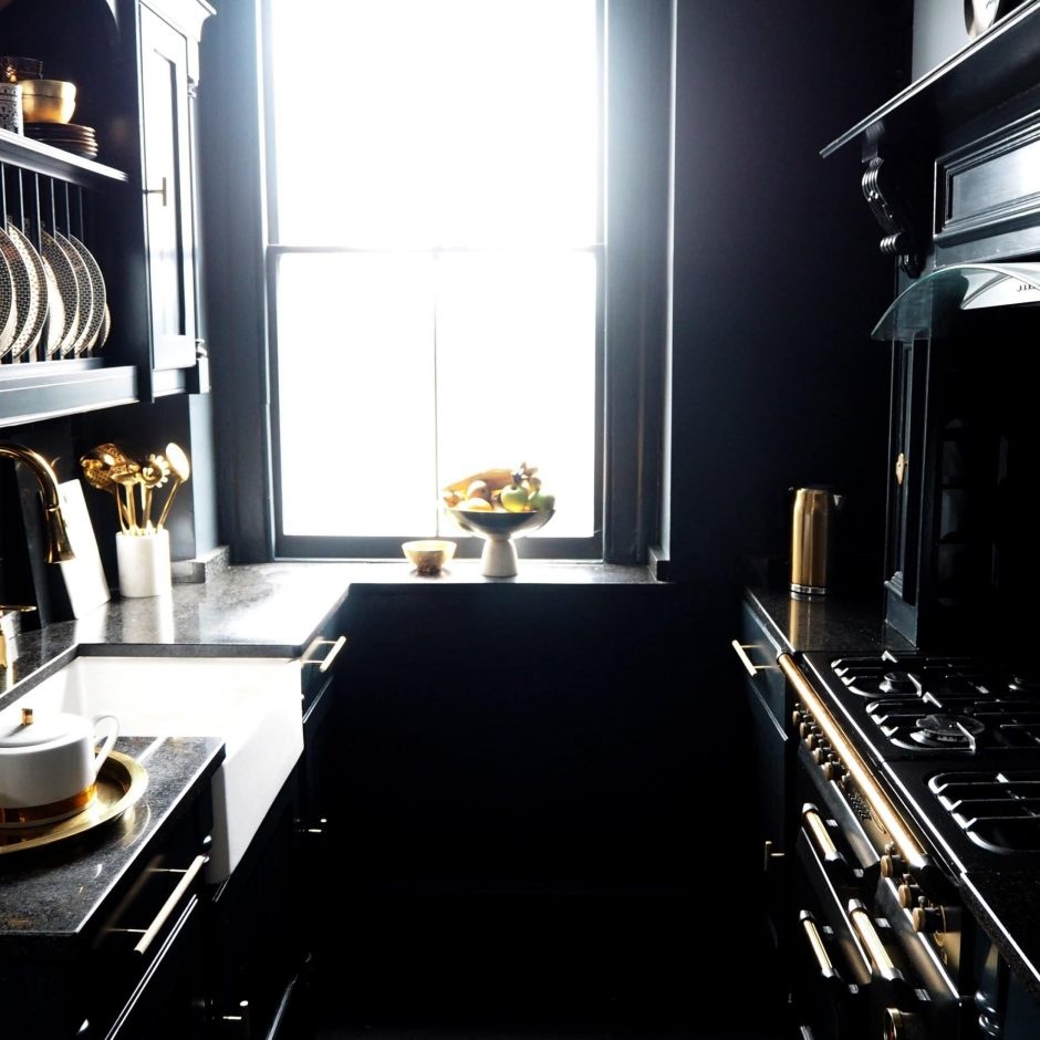 Dramatic Kitchen Redo on Apartment Therapy