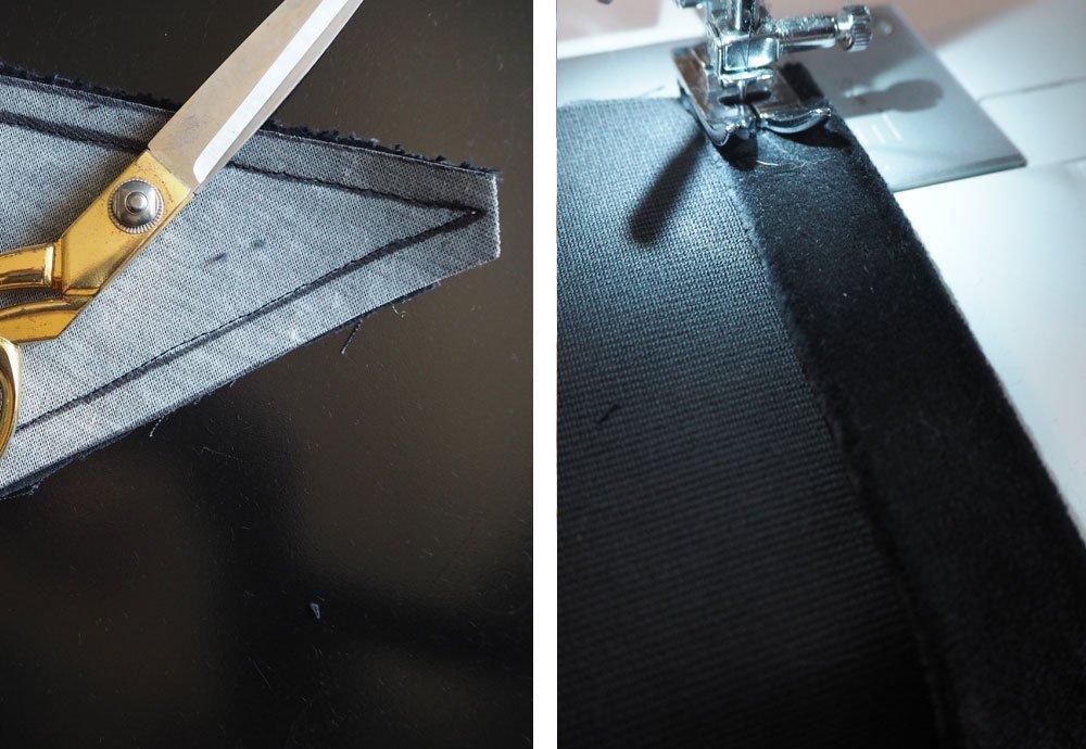 How to make a star cushion