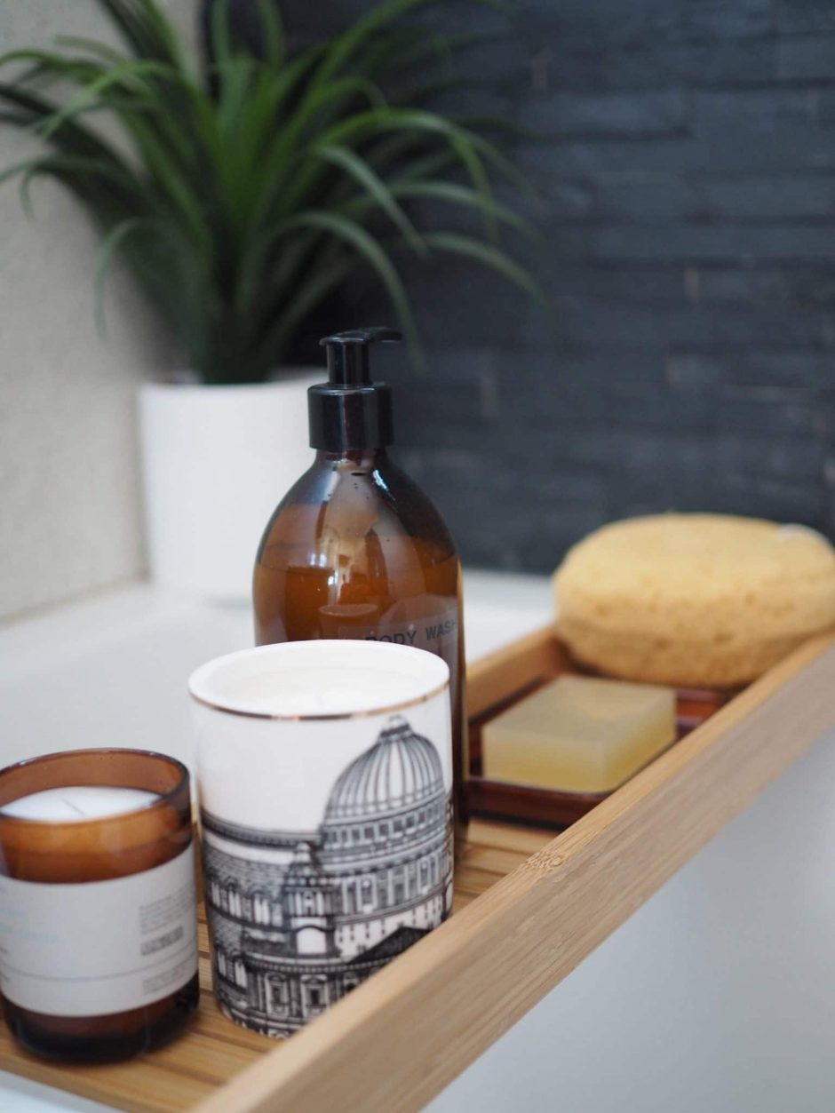 Homemade Lavender Organic Soap