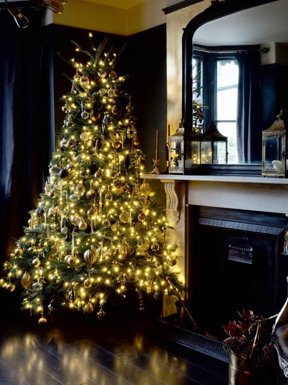How To Dress An Artificial Christmas Tree Like A Pro