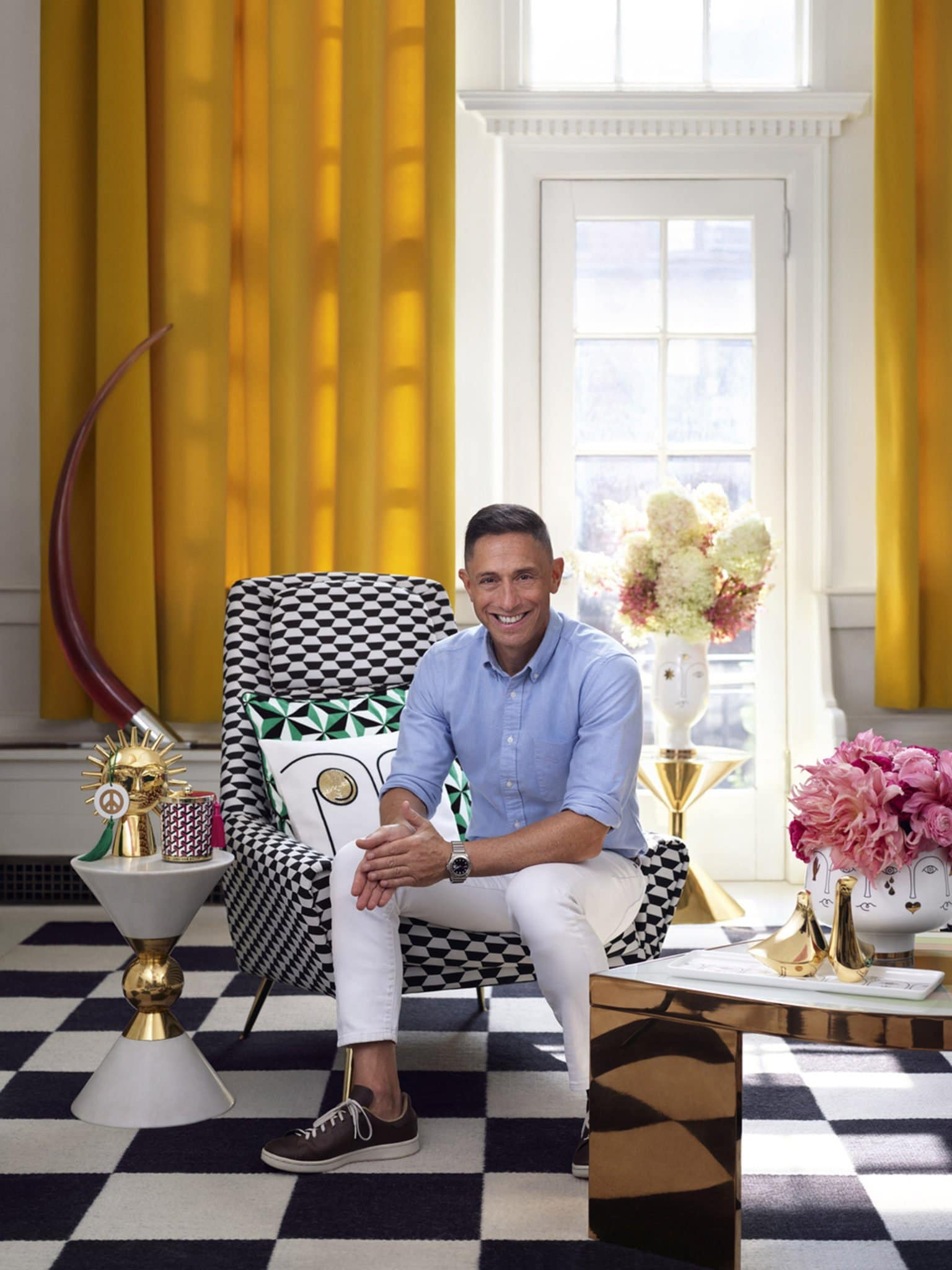 Jonathan Adler and H&M Collaboration
