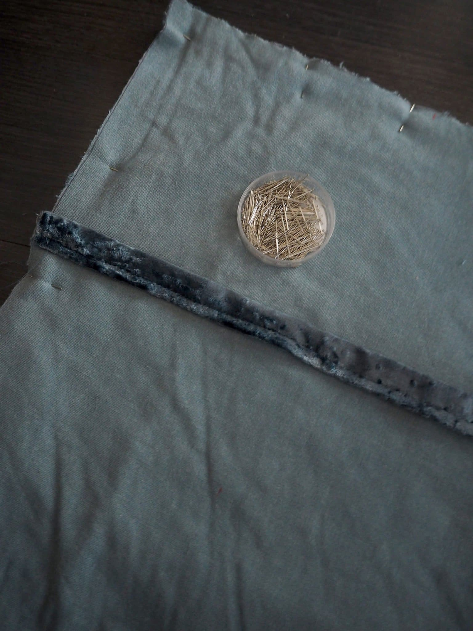 How To make an envelope cushion