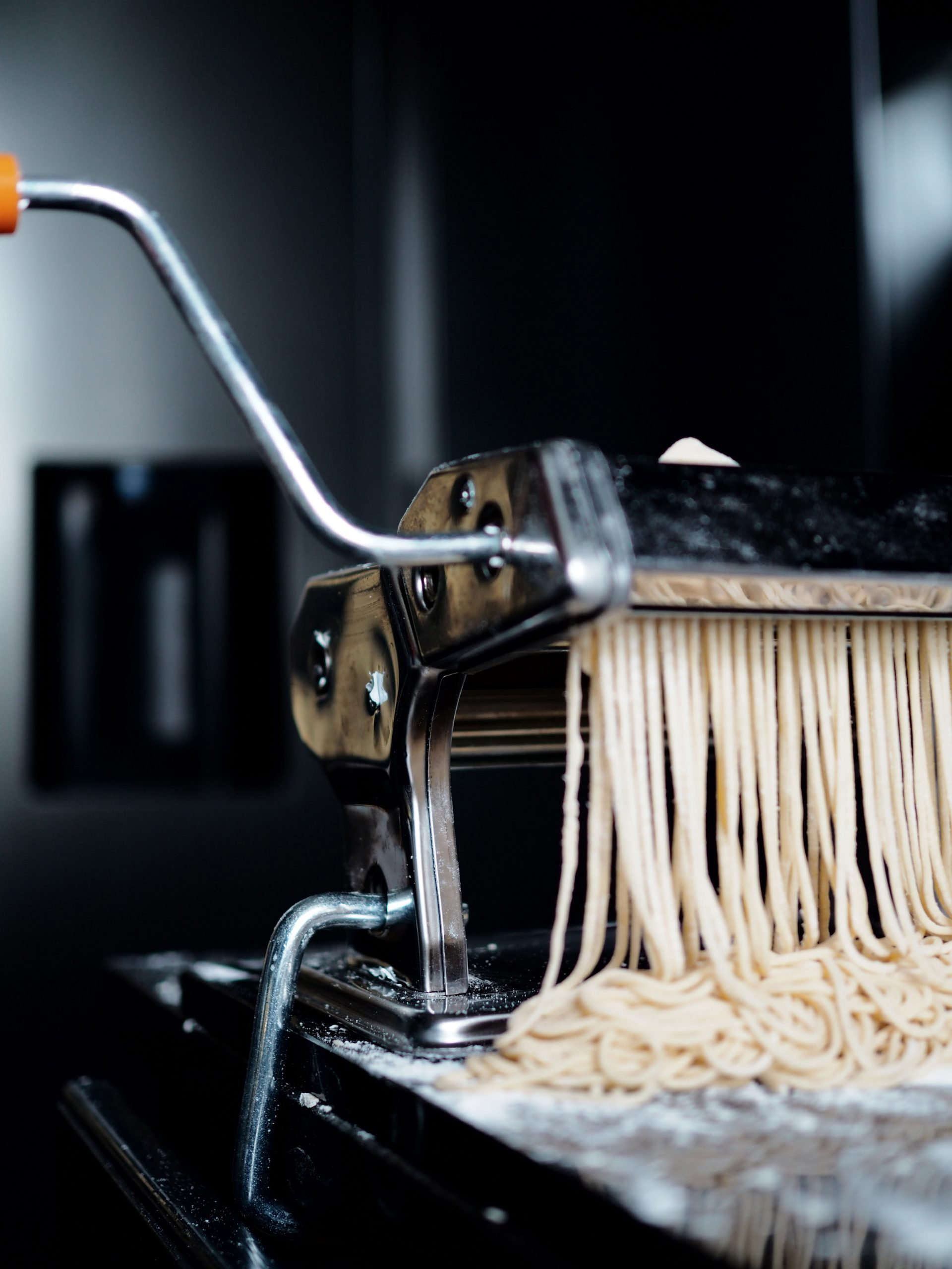 Making Pasta With Samsung