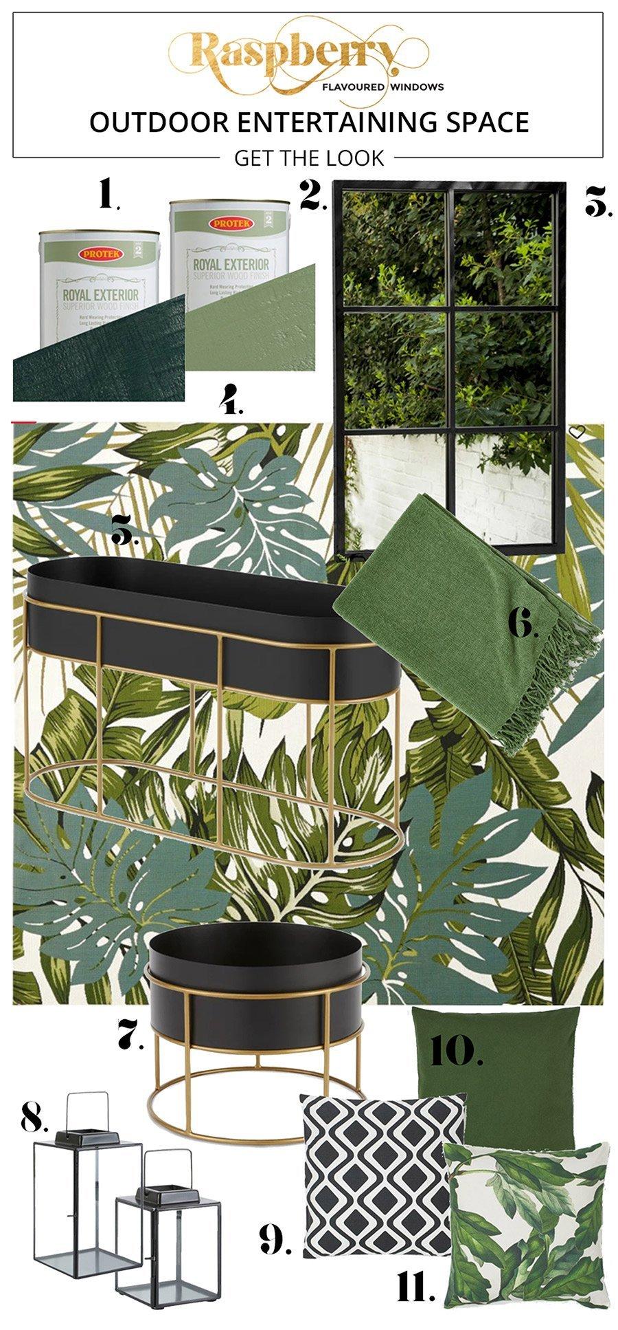 A Garden Room Transformation - The Design