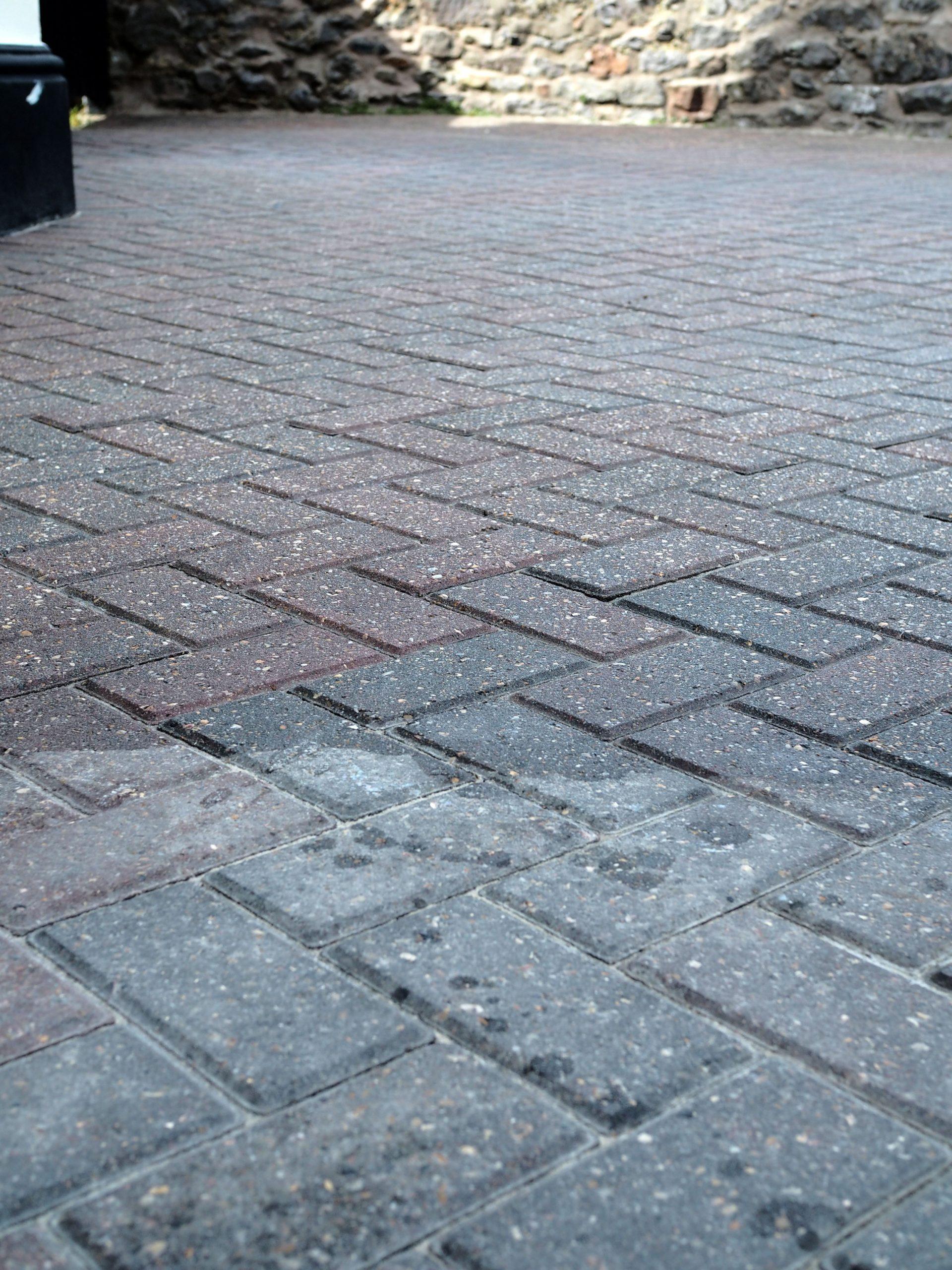 Restore Block Paving