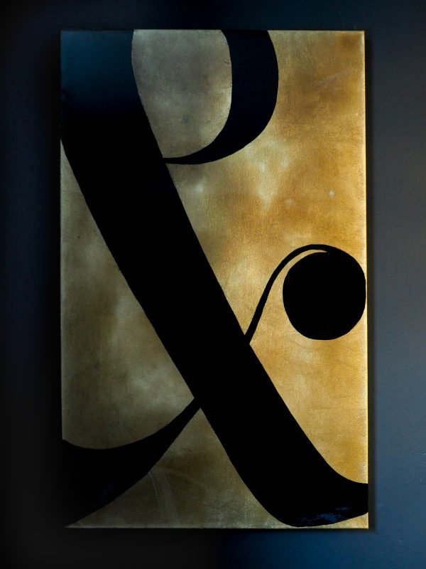 Limited Edition Ampersand Art
