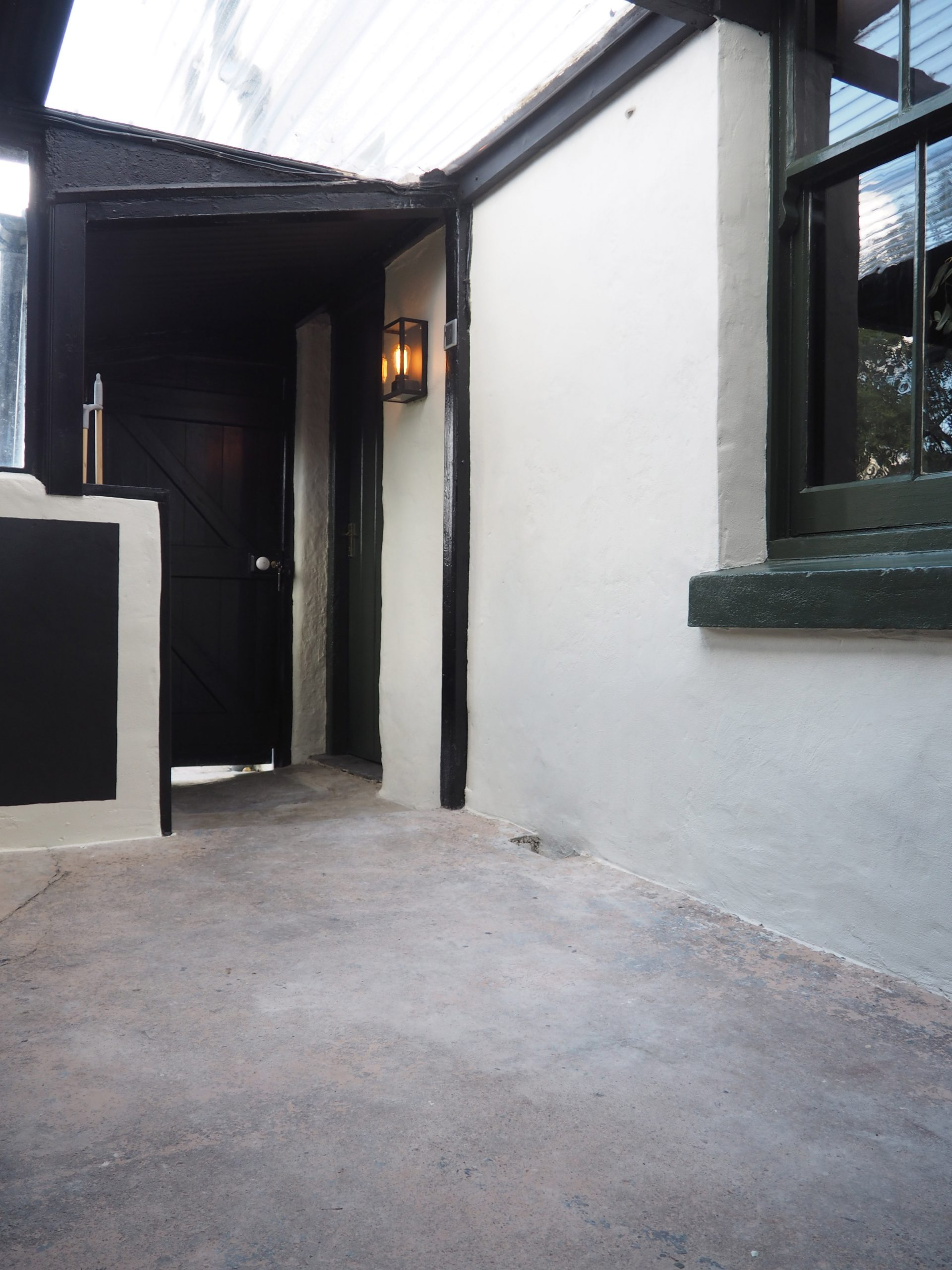 Outdoor Room Makeover