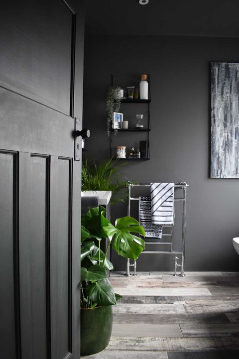 Choosing the right grey paint